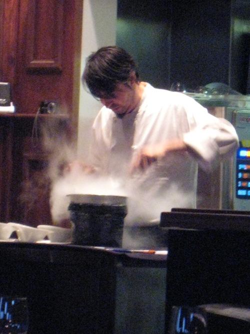 Bacchus - Chef Nuno