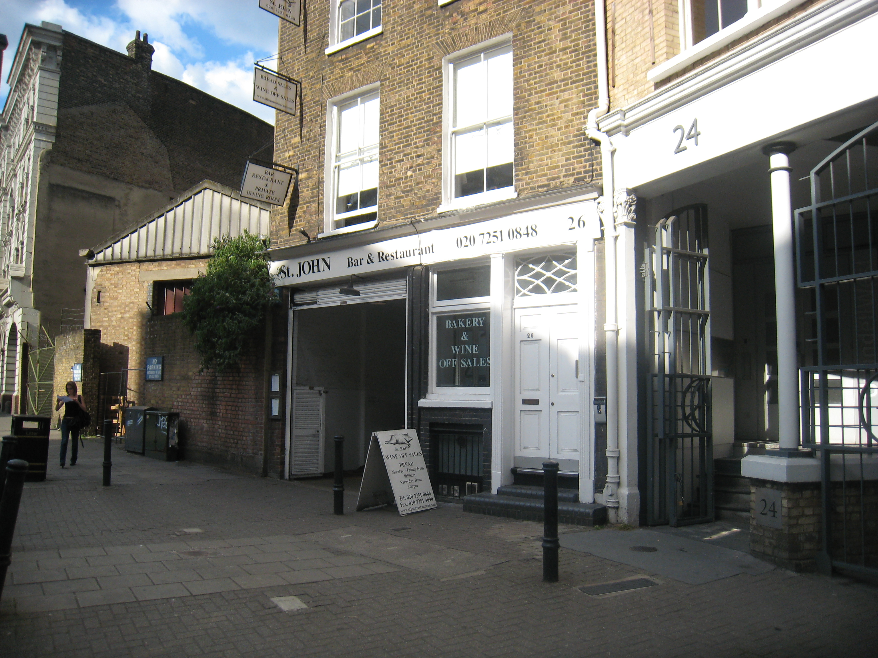 Fergus Restaurants London