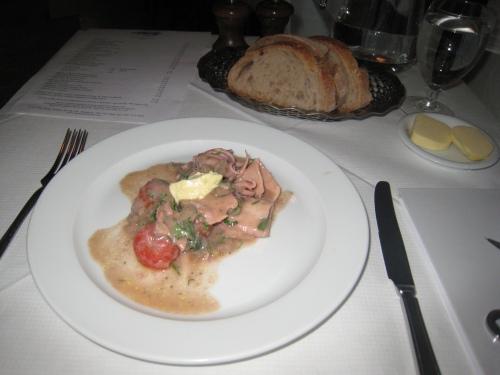 St. John - Squid & Tomato