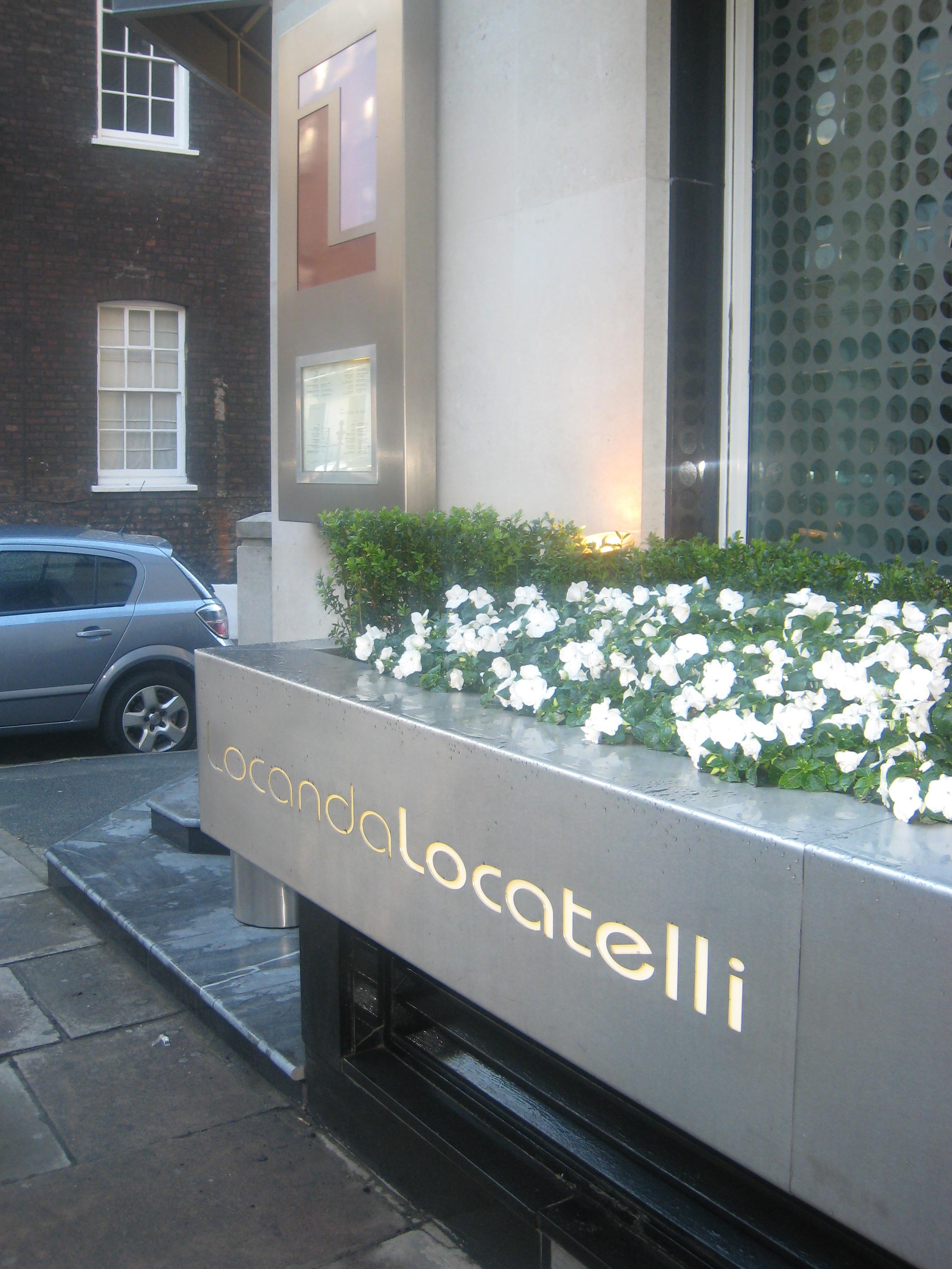 Define Refurbishment Locanda Locatelli London Food Snob