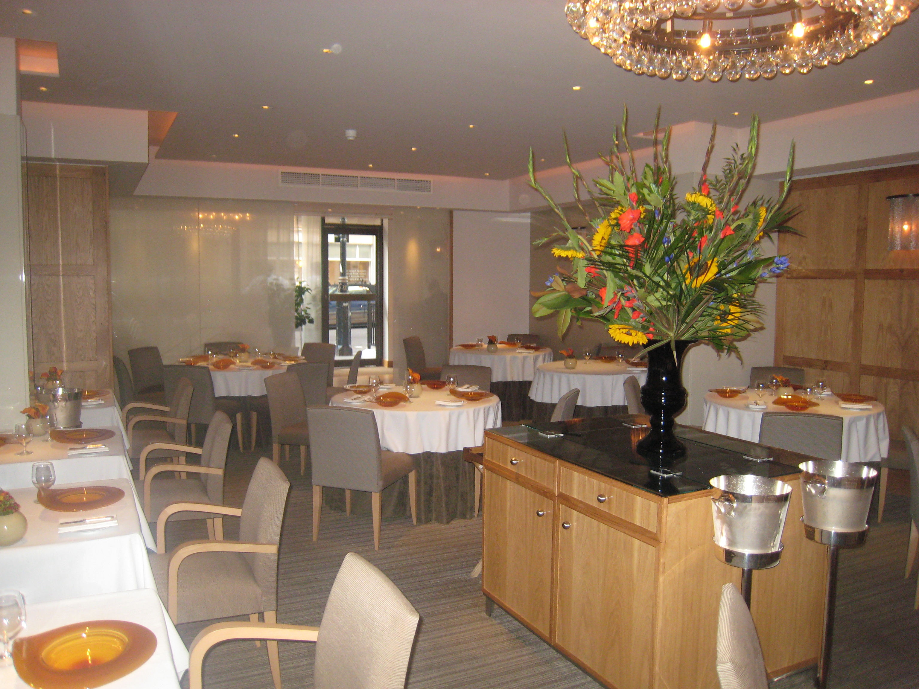 Kitchen Table London Review Hibiscus London Food Snob