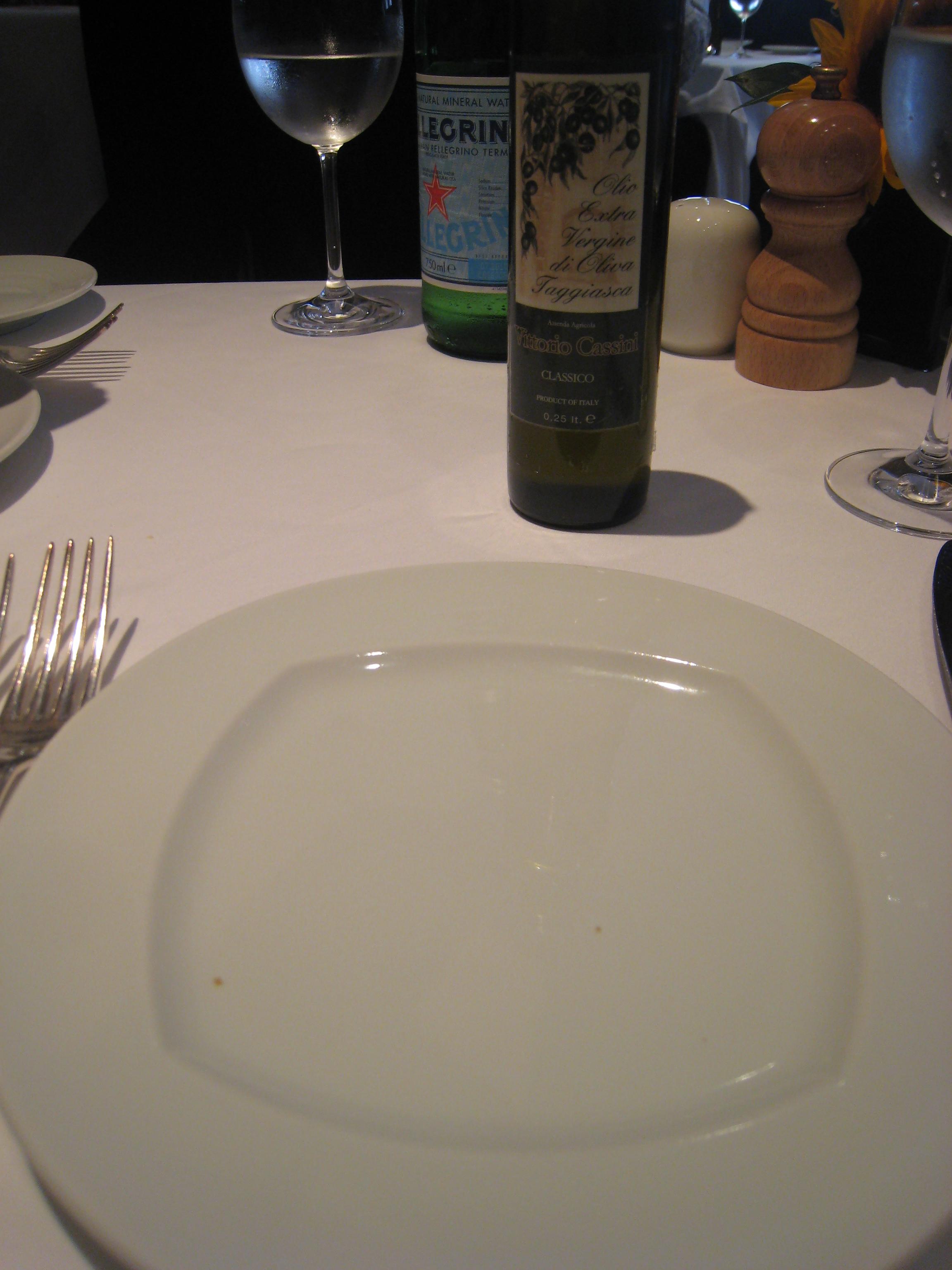 Zafferano Italian Restaurant Singapore