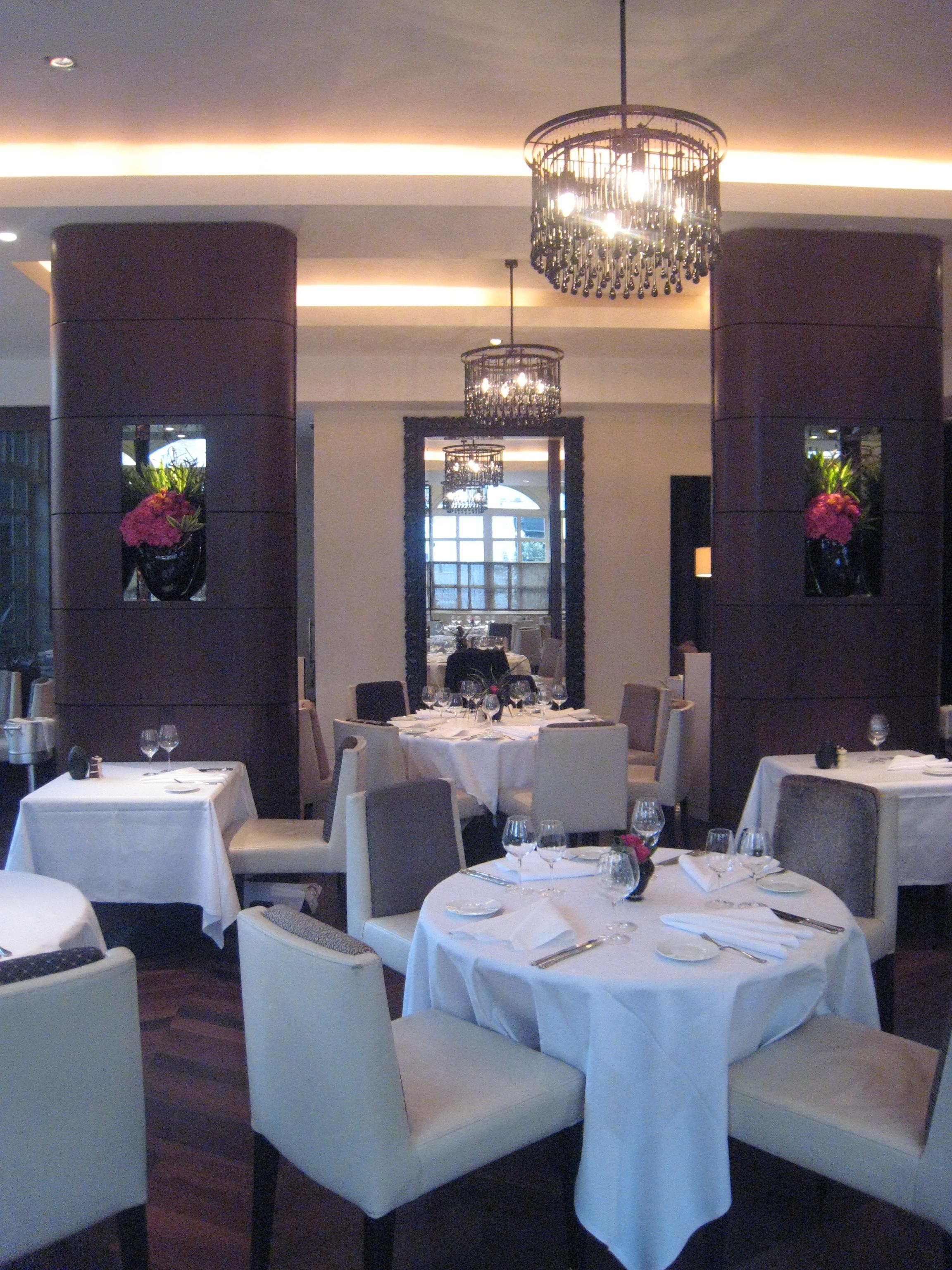 crisps restaurant london