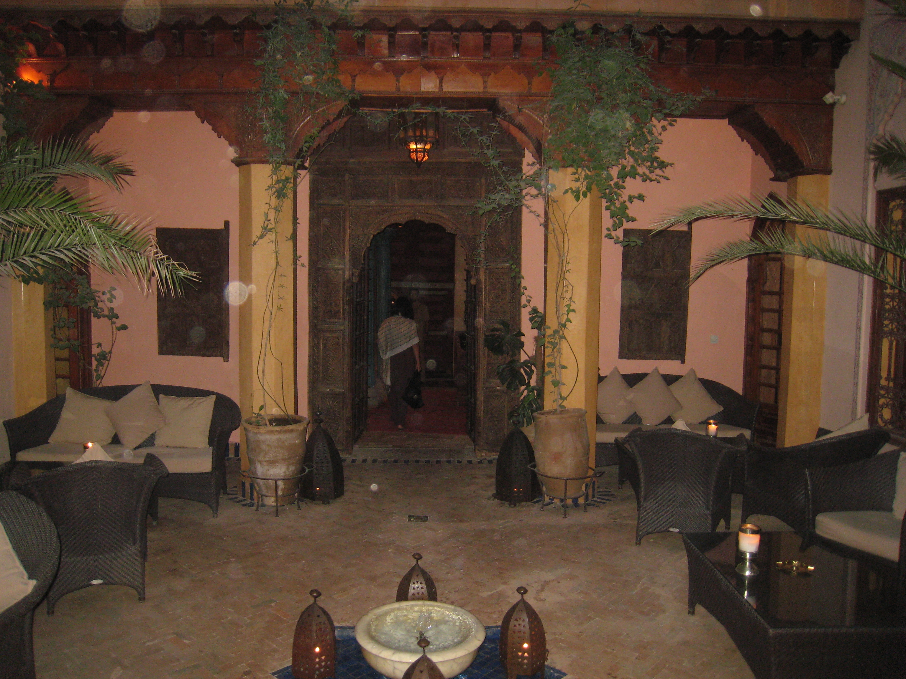 la maison arabe marrakech food snob