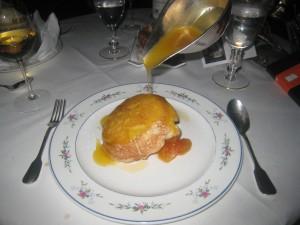 Omelette Rothschild