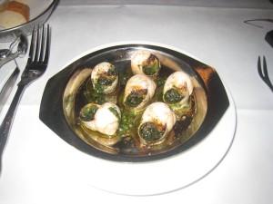Les 6 Escargots de Bourgogne