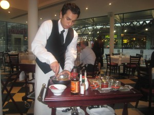 Steak Tartare Facon Francaise - La Service