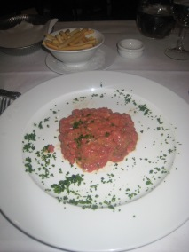 Steak Tartare Facon Francaise