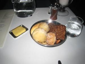 White; Cheese & Onion; and Soda Bread