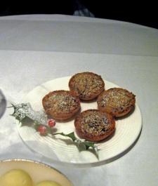 Petit Fours - Mince Pies