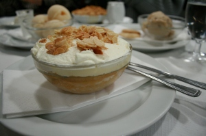 St. John - Apple & Calvados Trifle