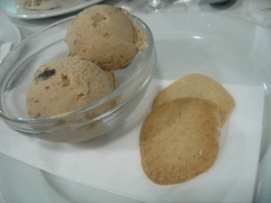 St. John - Prune & Armagnac Ice Cream
