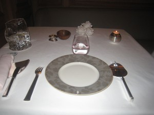 Alain Ducasse at the Dorchester - La Table 2