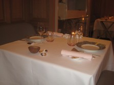 Alain Ducasse at the Dorchester - La Table