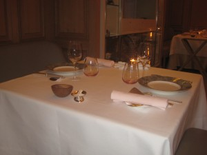 Alain Ducasse at the Dorchester - La Table
