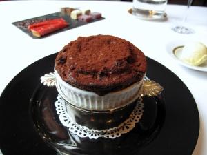 Apicius - Soufflé au Chocolat