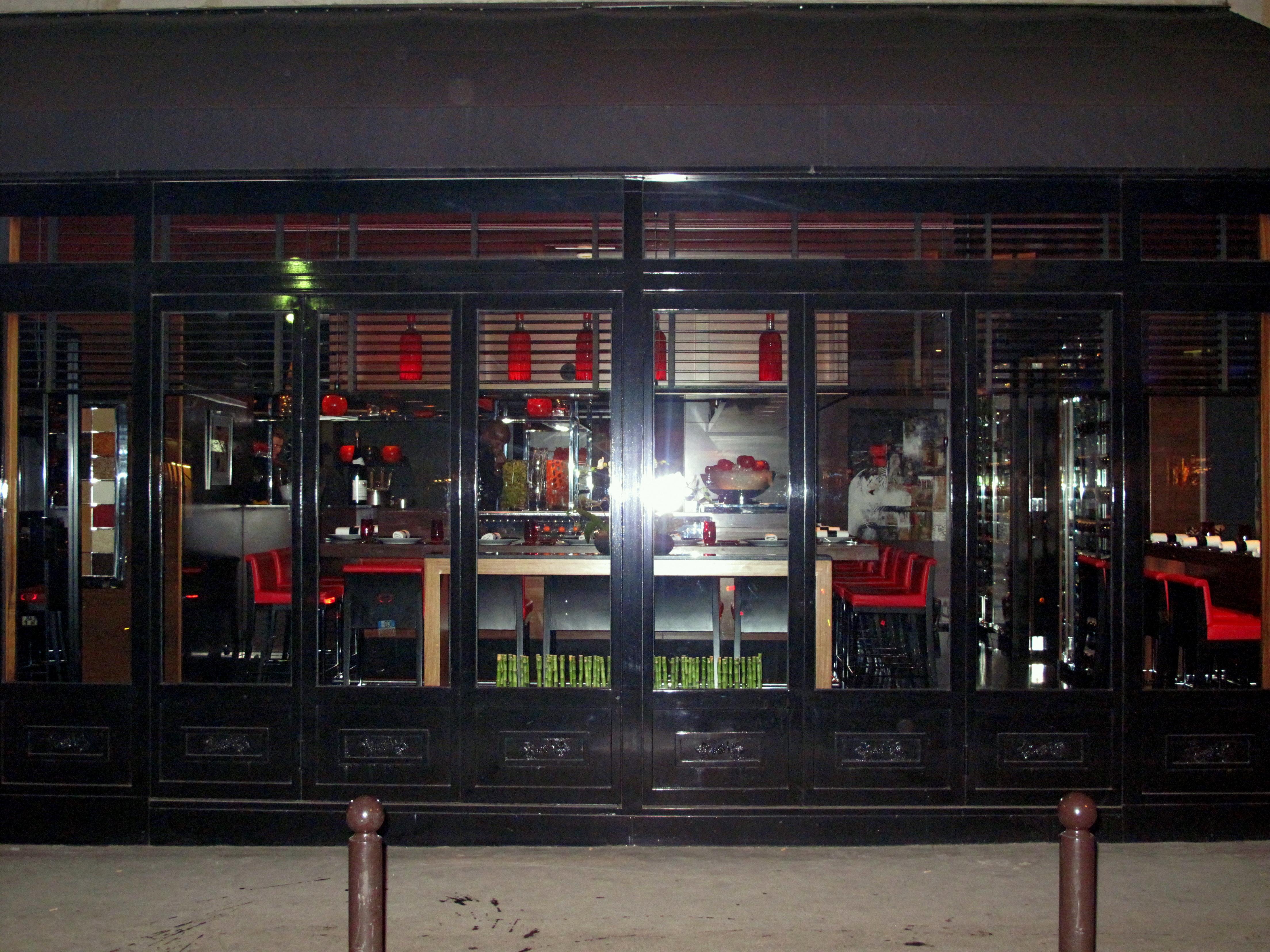 l atelier de jo l robuchon paris food snob. Black Bedroom Furniture Sets. Home Design Ideas