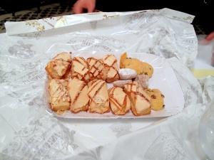 la Régalade - Italian Pastries from Pasticceria Rizzardini