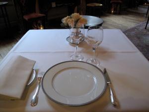 l'Ambroisie - la Table
