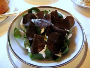 l'Ambroisie - Salade Mâche