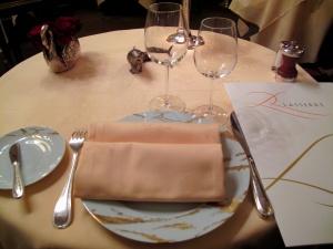 Lasserre - la Table