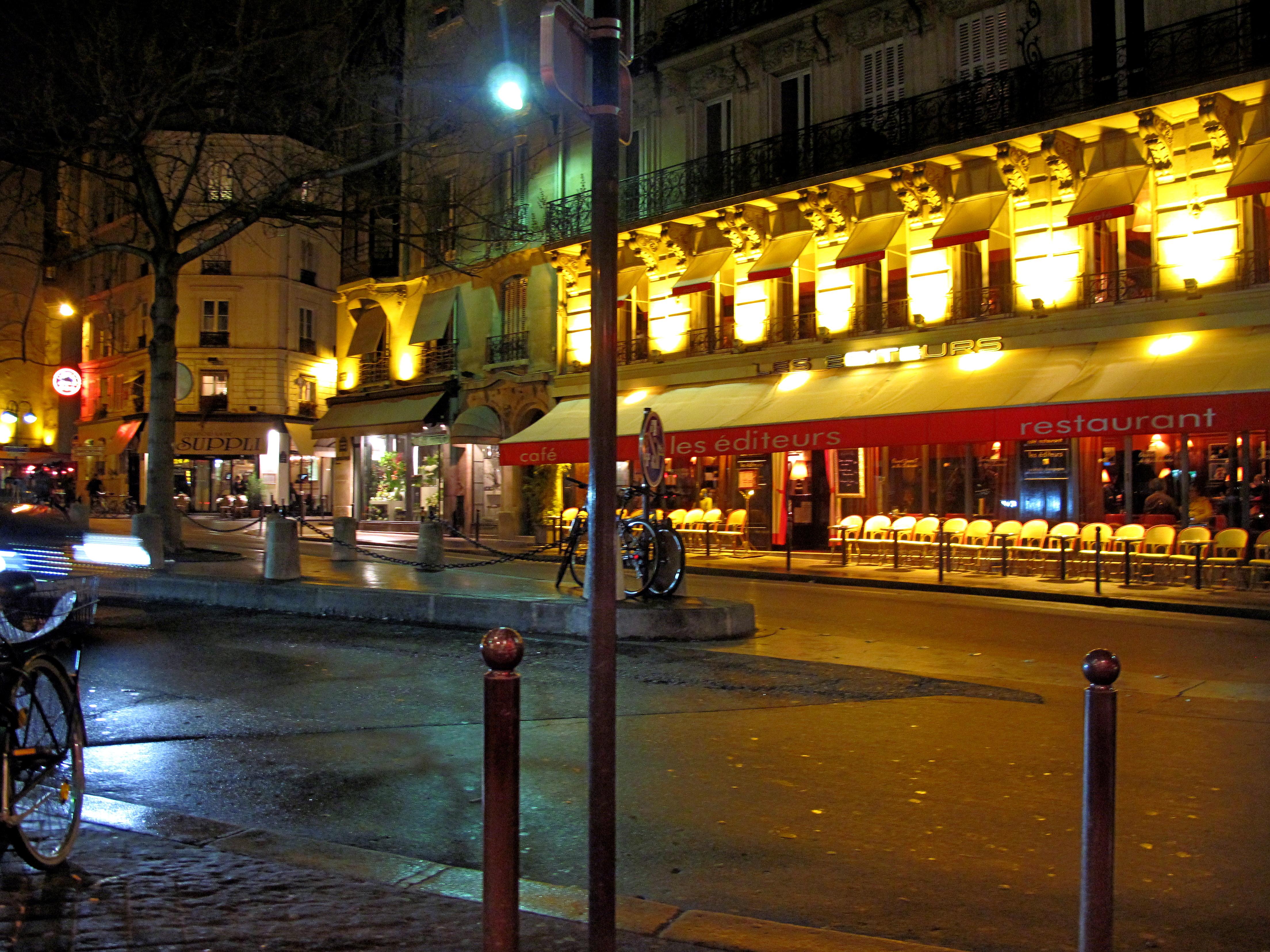 Charming Le Comptoir Du Relais Paris #2: Le Comptoir De Relais - Rue De Lu0027Odéon