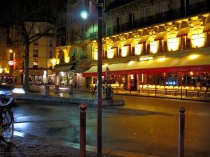 le Comptoir de Relais - rue de l'Odéon