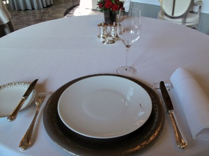 le Meurice - la Table