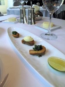 Le Pré Catelan - la Sardine: Sardine et persil plat frits