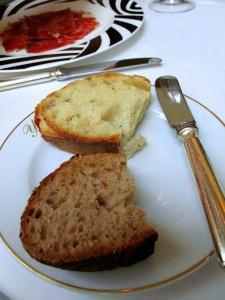 Stella Maris - les Pains: Pain blanc et pain de campagne