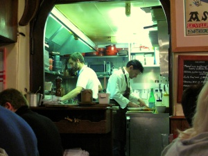 Chez l'Ami Jean - La Cuisine