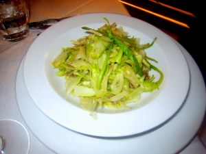 The River Cafe - Puntarelle 'alla Romana'