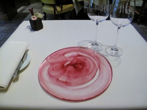 l'Astrance - la Table