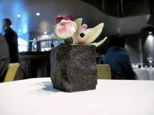 l'Astrance - les Fleurs