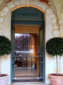 l'Ambroisie - la Porte