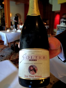 Manresa - Aperitif - Riesling Solter Rheingau Riesling 2005