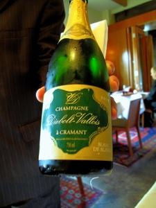 Manresa - Champagne Diebolt-Vallois à Cramant, 1996