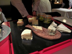 Manresa - Cheese Trolley