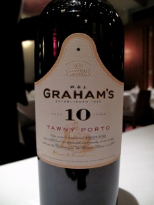 Manresa - Dessert Wine - Graham's Tawny Port aged 10 years