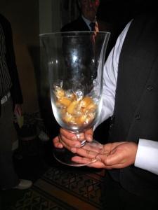 Manresa - Migniardises - Salted butter caramels