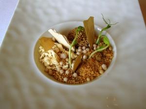 Oud Sluis - Crumble de foie d'oie