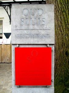 Oud Sluis - l'Enseigne