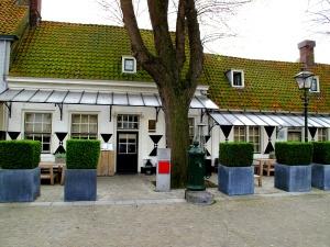 Oud Sluis - l'Extérieur