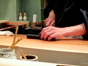 Urasawa - Hotate-toro maki - assembly 4