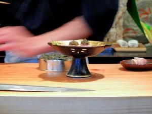 Urasawa -  Toro-senmaizuke maki - assembly 2