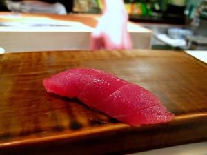 Urasawa - Maguro nigiri