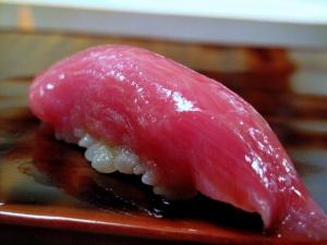 Urasawa - Toro nigiri seconds
