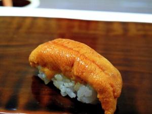 Urasawa - Uni nigiri seconds