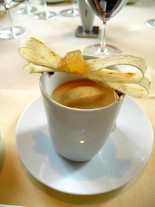 Vendôme - Crème catalan; tarte Tatin; Sorbet