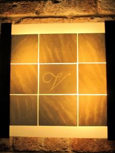Vendôme - das Schild